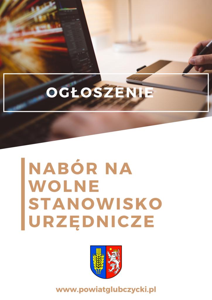 Nowoczesny biało-brązowy plakat z propozycją pracy.png