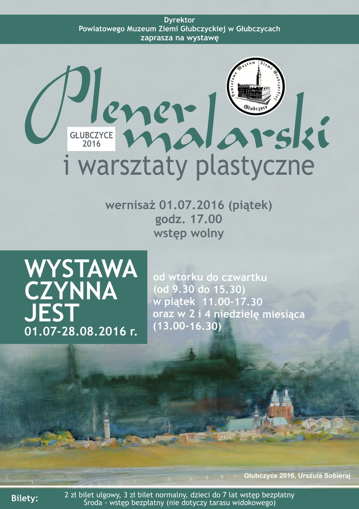 Plakat - Plener malarski i warsztaty plastyczne 2016.jpeg